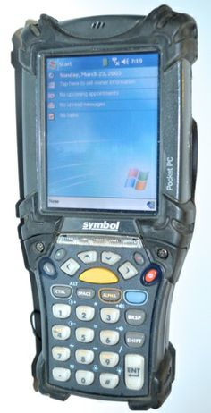 MC9062 Wireless Terminal 128MB/64MB 1D Standard Range Scanner. Available for purchase at www.go-rugged.com