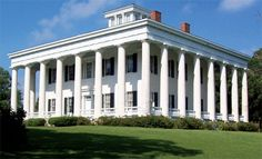 Old Southern Mansions