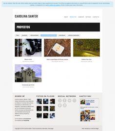 Estudio de diseño - | Carolina Sanfer web | http://www.kukicha.es