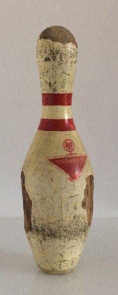 Birillo vintage. H.cm.38,5x10.