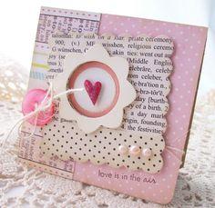 simple but pretty ~ Creative Paper Trail