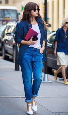 The 3 Simple Pieces You Need to Become Fashion Royalty via @WhoWhatWearUK