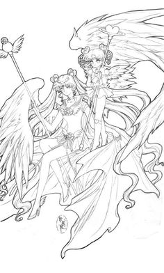 Pretty Guardian in a Sailor Suit : Photo Belle Coloring Pages, Sailor Moon Coloring Pages, Monster Coloring Pages, Adult Coloring Book Pages, Cute Coloring Pages, Animal Coloring Pages, Coloring Books, Coloring Worksheets, Free Coloring