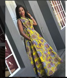 Look at this Classy latest african fashion look 2981685284 African Fashion Designers, African Inspired Fashion, Latest African Fashion Dresses, African Print Dresses, African Print Fashion, Africa Fashion, African Dress, Ankara Fashion, African Wear