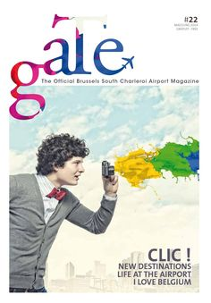 Gate #22  The official Brussels South Charleroi Magazine