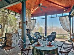 Asheville Vacation Rentals: High Oaks - Fairview, NC