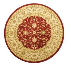 Ziegler 7709 Red Round Circular machine-made rugs made with Polypropylene. Available today as part of our price-match promise. Red Persian Rug, Neutral Colors, Colours, Circular Rugs, Machine Made Rugs, Rug Making, Timeless Design, Wool Rug, Oriental Style
