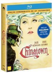 """BluRay """"Chinatown (Edição Comemorativa de 40 anos)"""""""