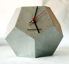CLOCK by desafiart.