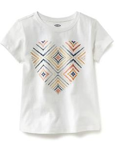 Printed Graphic Tee for Girls | Old Navy