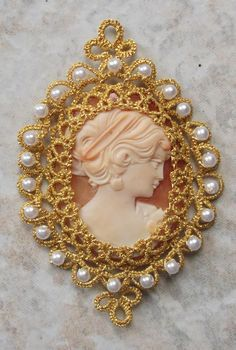 West Pine Creations: Tatsmithed Cameo