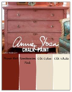 I love this rosey blend of pinks, not too juvenile, not too sophisticated. Knowing that it is not one solid color, but a mix of a few is the most important part in recreating this finish. It remind…