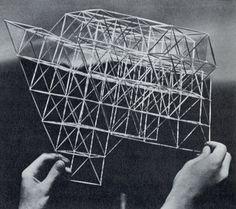 10 viejos proyectos futuristas de Bucky Fuller que recuperar – *faircompanies
