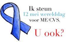 Vandaag, 12 mei, is het wereld ME dag. Een dag met extra aandacht voor de ziekte ME! pic.twitter.com/MFX5nDqSfE