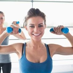 10-Minute Workout For Tank Top Arms.