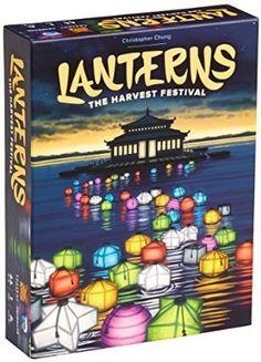 Lanterns The Harvest Festival Board Game