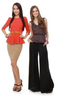 DIY: Make a Peplum Top Out of Your Old Dress! - Lulus.com Fashion Blog