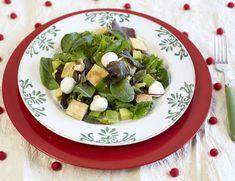 Tres ensaladas 'gourmet' para esta Navidad, por Samantha Vallejo-Nájera