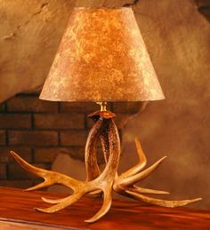 This is what I am attempting to do.....Rustic Lighting Antler Lighting Fixtures Rustic Lamps Antler Lamps