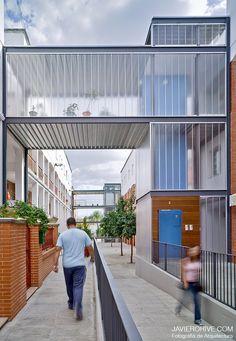 Galeria - Intervenção em Áreas Comuns de Edifícios de Interesse Social / Studio Af6 - 10