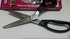 Veja nosso novo produto Tesoura de picotar  -Ateliê Balaio de Gatos. ! Se gostar, pode nos ajudar pinando-o em algum de seus painéis :)