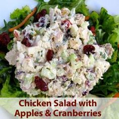 Weight Watchers Friendly Chicken Salad