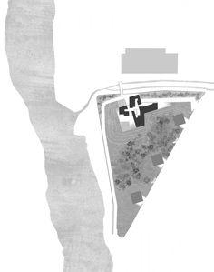 University Campus In Tortosa / Ravetllat-Ribas   Josep Ferrando site plan 02 – ArchDaily