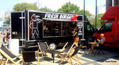 Food Truck - Fresh Burger