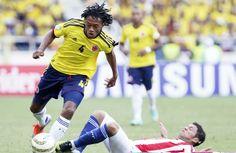World Cup 2014: Colombia's Juan Cuadrado