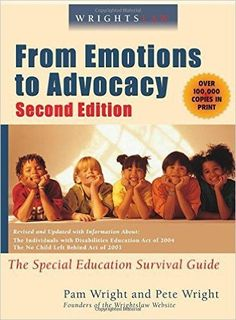 From Emotions to Advocacy
