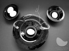 Početí, recyklace zbytků z Harrachovské sklárny, r. 2007 Gym Equipment, Plates, Licence Plates, Dishes, Griddles, Workout Equipment, Exercise Equipment, Training Equipment