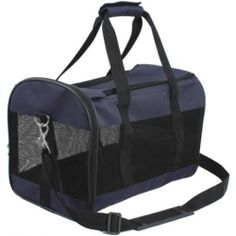 Portable Folding Small Pet Puppy Dog Carrier Fabric/canvas Crate Travel Bag