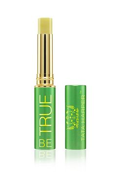 Tata Harper Be True Sheer Plumping & Line Reducing Lip Treatment  Wheat Extract, Date Palm Extract, Spanish Lavender, Rhubarb, Acai, and Green Tea Oils  $28  #LeapingBunny certified #CrueltyFree brand