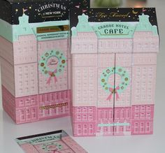 Looks like there's a bit more online stock of Grand Hotel Cafe! I have a link to it in my Instagram profile. You literally can't find it by doing a product search on the site! #toofaced #toofacedgrandhotelcafe #bbloggers #christmas #toofacedchristmasinnewyork #afflink