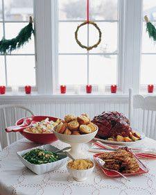 Holiday Parties and Menus