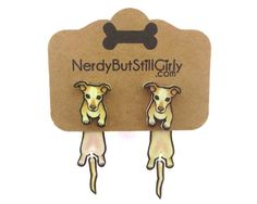 Spanky (Chiweenie) Cling Earring Lil Weezy, Dog Logic, Ac Ac, Maggie Mae, Shrinky Dinks, Chihuahua Mix, Dachshund Love, Dachshunds, Pet Accessories