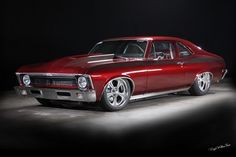 Wicked Chevy Custom More muscle cars at http://hot-cars.org