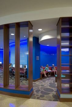 Fayetteville Public Library's Blair Library | MS Architecture