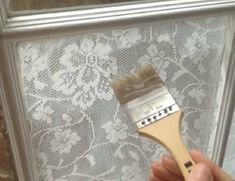 Add privacy to any room—without limiting natural light! Learn more about this cheap (and removable) DIY window film.