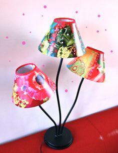 lampe Sophie Plouvier http://sophie-plouvier.com/une-idee-lumineuse/