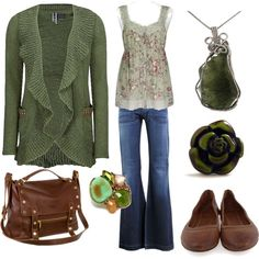 Olive You, created by #tessalynnp on polyvore.com