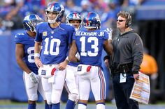 Watch Out NFL: Eli Manning, New York Giants Will Soar If O-Line Holds Up | Elite Sports NY