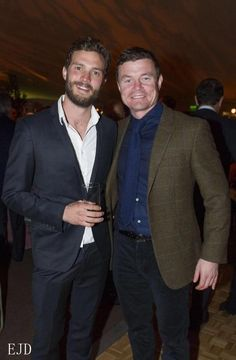 A night out on the town with fellow golfers!! everythingjamiedornan.com