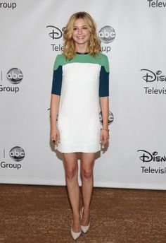Emily VanCamp. This could easily be a really cute top