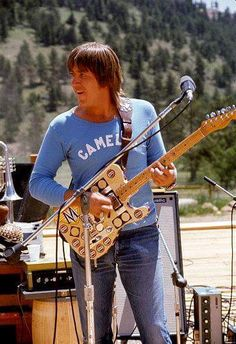 Terry Kath (Chicago in the Rockies, Caribou Ranch, Nederland Colorado - 1973)