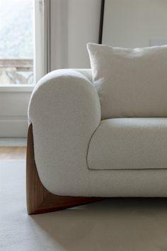 Smart Furniture, Sofa Furniture, Modern Chaise Lounge Chairs, Modern Sofa Designs, Living Room Sofa Design, Classic Sofa, Luxury Sofa, Fabric Sofa, Contemporary Furniture