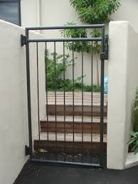 Image result for wrought iron gate new zealand