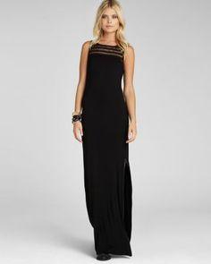 BCBGeneration Maxi Dress - Slit  Bloomingdale's