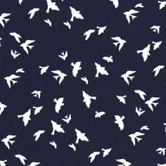 Waterfront Park Flight Navy Fabric by Violet Craft for Michael Miller Fabrics - One Fat Quarter Tissu Michael Miller, Michael Miller Fabric, Navy Fabric, Drapery Fabric, Cotton Fabric, Stash Fabrics, Pink Chalk, Dressmaking Fabric, Sewing Patterns For Kids