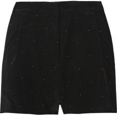 Macau Silk Shorts
